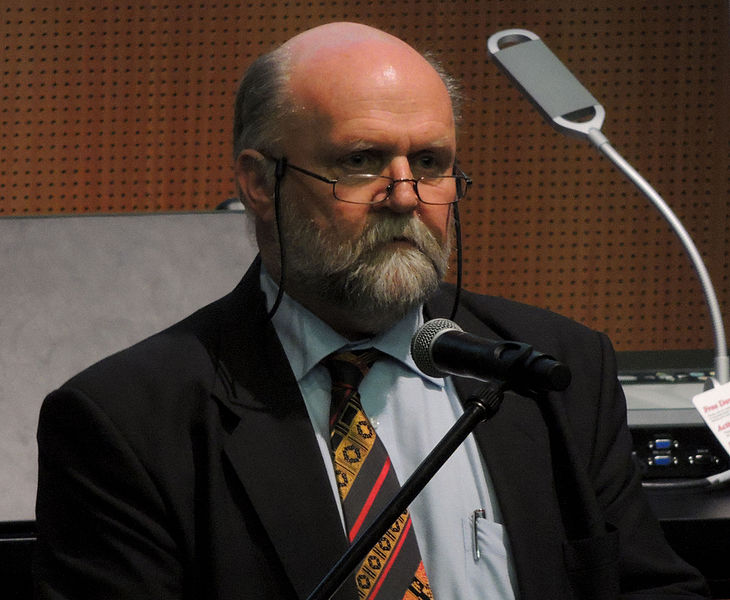 File:Professor Bob Hill, Director of the Environment ...