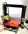 Prusa i3 3D Printer - Reprap - Completed.jpg