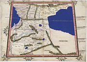 Ptolemy Cosmographia 1467 - Central Europe.jpg