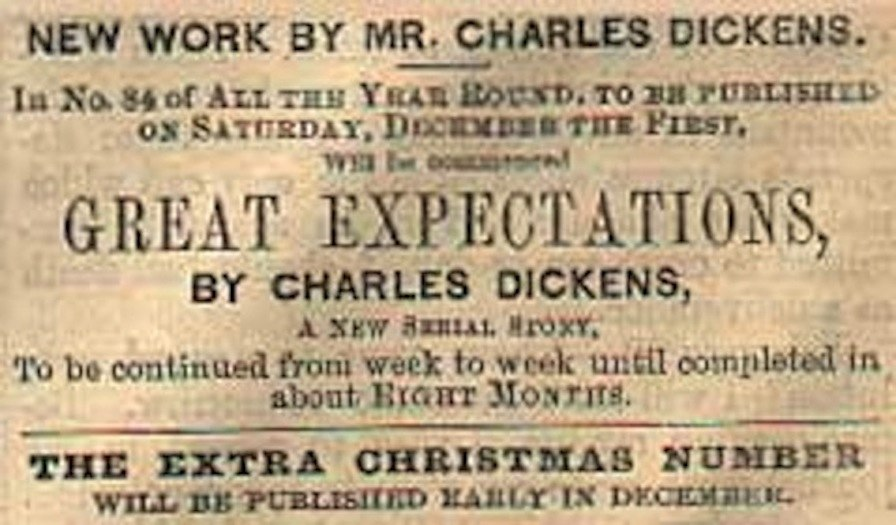 Publicité pour Great Expectations dans All the Year Round.jpeg