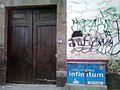 Puerta Lateral de la Federación Mexicana de Charrería (Ex Convento de Nuestra Señora de Montserrat).jpg