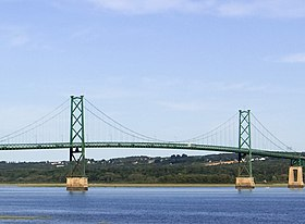 Image illustrative de l'article Pont de l'Île-d'Orléans