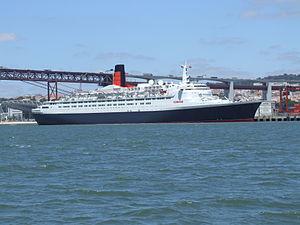 RMS Queen Elizabeth Wikipedia La Enciclopedia Libre - Queen elizabeth cruise ship wikipedia
