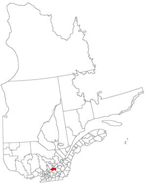 MRC Nicolet-Yamaska, Quebec