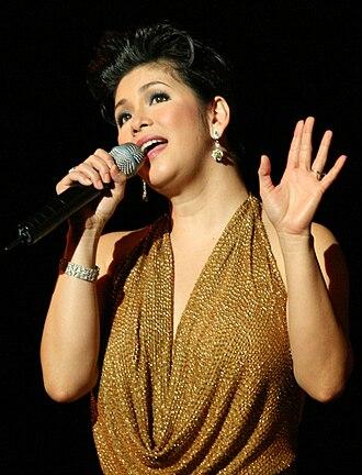 Party Pilipinas - Regine Velasquez