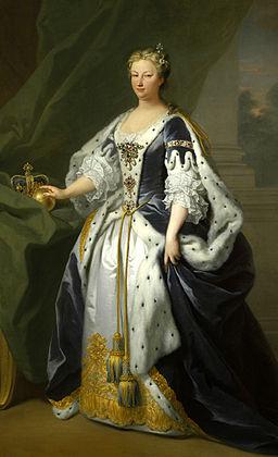 Queen Caroline Kneller