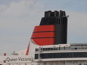 Queen Victoria Funnel 9 July 2012 Tallinn.JPG