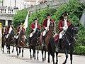 Queluz Palace horses approach (9180978620).jpg