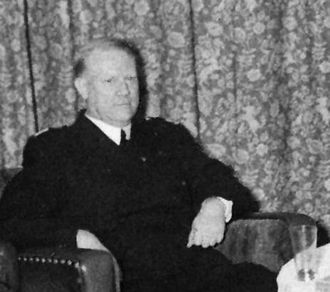 1945 in Norway - On 24 October Vidkun Quisling was executed by a firing squad