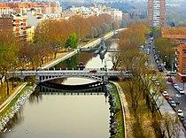 Río Manzanares en Madrid 01.jpg