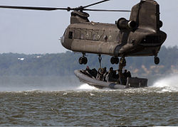 RHIB-helicopter