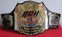 alt=Description de l'image ROH World Tag Team Championship.jpg.