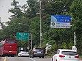 ROK National Route 6 Gyeonggi-Seoul Border, Mangurigogae(Westward Dir) 2.jpg