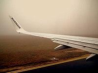 EI-DYX - B738 - Ryanair