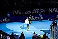 Rafa Nadal leaves O2 Arena After defeat to Alexander Zverev at Nitto ATP Finals 2019 (49051494003).jpg