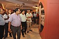 Raghvendra Singh Visits Science And Technology Heritage Of India Gallery With NCSM And VMH Dignitaries - Science City - Kolkata 2018-07-20 2594.JPG