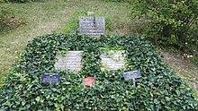 Ehrengrab des Ehepaars Varnhagen von Ense in Berlin-Kreuzberg (Quelle: Wikimedia)