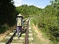 Rail tracks in Mandalay Region.jpg