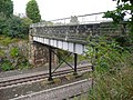Railway bridge off Southfield Lane, Horbury - geograph.org.uk - 960500.jpg
