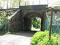 Railway bridge over footpath east of Barns Green - geograph.org.uk - 1282939.jpg