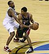 Ramon Sessions Gilbert Arenas MIL vs WAS.jpg