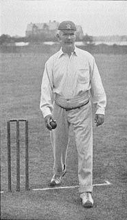 Walter Humphreys Sr English cricketer