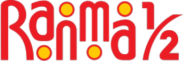 Ranma ½ rebuilt logo in vector graphics.png