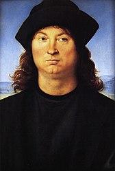 Raphael: Portrait of a Man