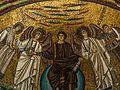Ravenna Basilica of San Vitale mosaic Christ1.jpg