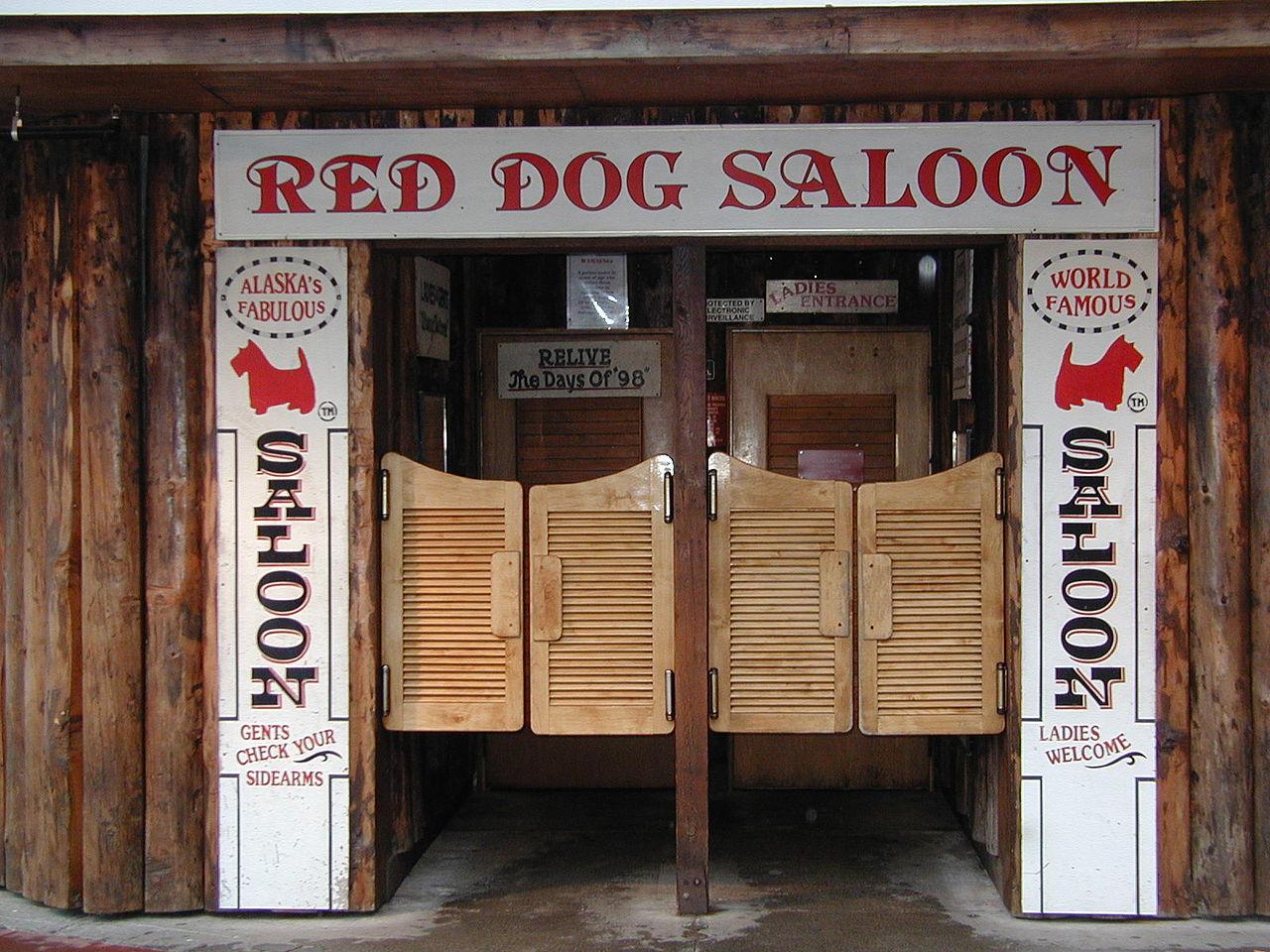 Red Dog Building Adelaide