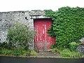 Red door - geograph.org.uk - 864312.jpg