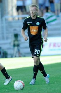 Søren Reese Danish footballer