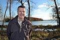 Refuge Manager Dr. John Hartig (10840912763).jpg