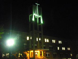 Regina Mundi Catholic College - Front Of RMC