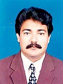 Rehmat Aziz Chitrali Pioneer, Test Wiki Administrator, Translator and Editor Khowar Wikipedia project from Pakistan.jpg
