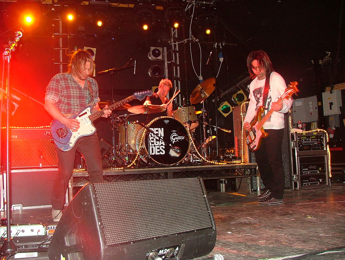 Feeder discography - Wikipedia