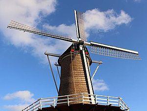Renkum (village) - Image: Renkumsemolen wiki