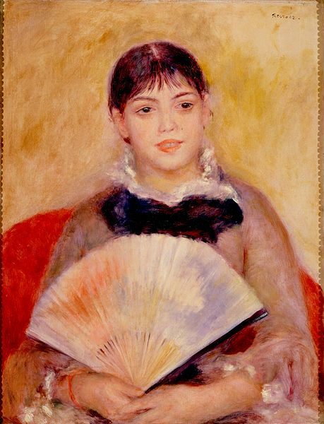 http://upload.wikimedia.org/wikipedia/commons/thumb/8/8b/Renoir%2C_Pierre-Auguste_-_Girl_with_a_Fan.jpg/459px-Renoir%2C_Pierre-Auguste_-_Girl_with_a_Fan.jpg