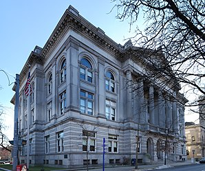 Rensselaer County Courthouse