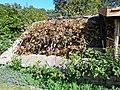 Renswoude Kasteel Tuinmuur met Druivenkas.jpg