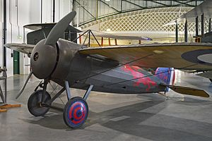 Bristol M.1 - The Royal Air Force Museum's replica Bristol M.1C (G-BLWM)