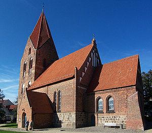 Rerik - Church