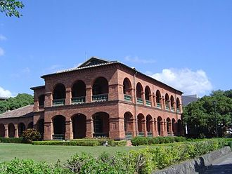 Fort San Domingo - Fort. Fort San Domingo (now functions as a museum.