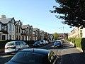 Residential Street in Jordanhill - geograph.org.uk - 421171.jpg