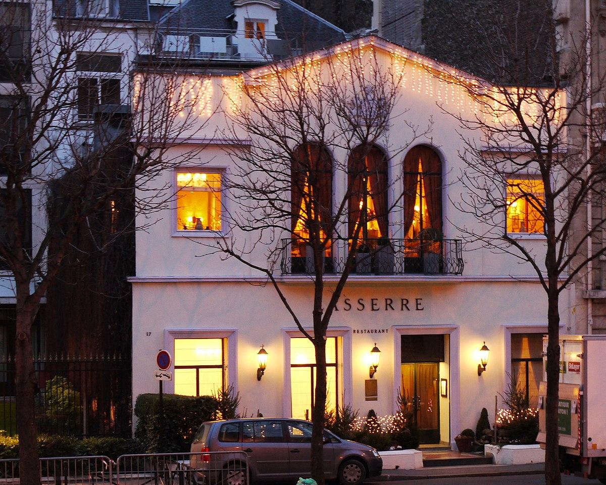 Restaurant Etoile Les Fables De La Fontaine