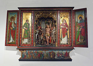 Altarpiece of San Sebastián