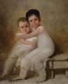 Retrato de Domingos e Mariana Benedita Vitória de Sequeira (1815-16) - Domingos António de Sequeira (MNAA, inv. 1085 Pint).png