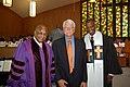 Rev. Dr. Caroll Broadfoot, Congressman George Miller and Pastor Donte Quick (5057584735).jpg