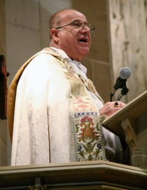 Riah Abu El-Assal - Bishop Riah Hanna Abu El-Assal in 2006