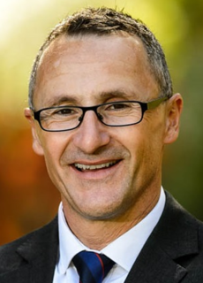 Richard Di Natale Australian politician